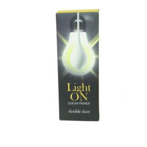 DOUBLE DARE Light On Serum Primer
