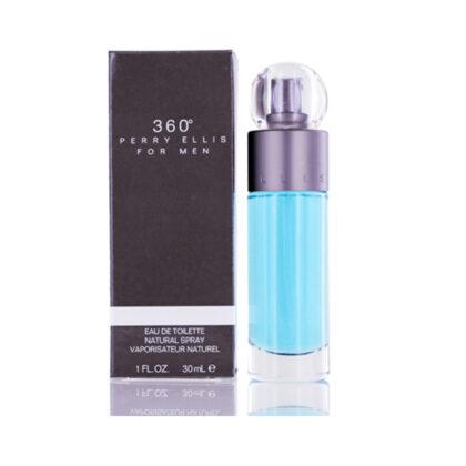 PERRY ELLIS 360 Collection Blue EDT Spray For Men 1.0 oz / 25 ml