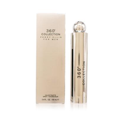 PERRY ELLIS 360 Collection EDT Spray For Men 3.3 oz (100 ml)