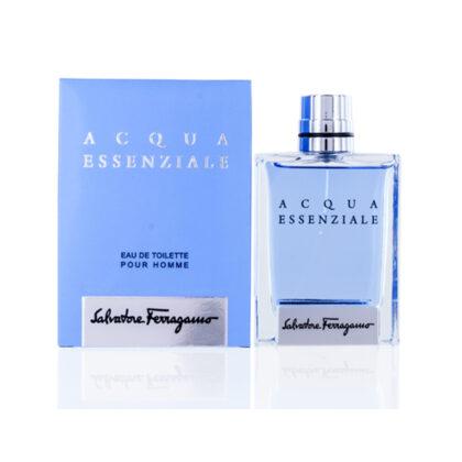 SALVATORE FERRAGAMO Aqua Essenziale EDP Spray for Men 3.4 oz / 100 ml